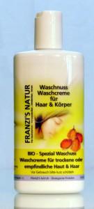BIO- Waschnuss Waschcreme für Haar & Körper